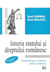 Istoria statului dreptului romanesc editie