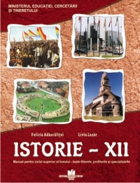 Istorie clasa XII Manual pentru