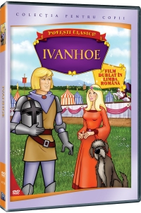 Ivanhoe (film dublat in limba romana)