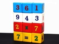 Joc Cuburi cifre