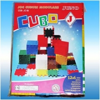 Joc cuburi modulare CUBO