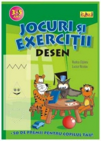 Jocuri exercitii Desen ani