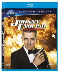 Johnny English intoarce (Blu ray)