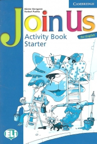 Join Us for English Starter Activity Book