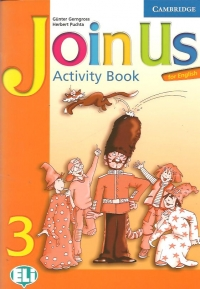 Join for English Activity Book