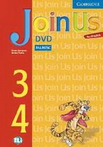 Join for English Levels DVD