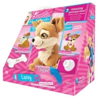 Jucarie Barbie Animal plus interactiv