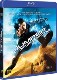 JUMPER: ORIUNDE, ORICAND (Blu-Ray)