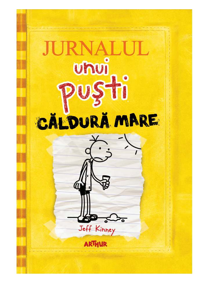 Jurnalul unui pusti Caldura mare