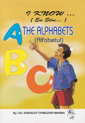 know the alphabets stiu alfabetul