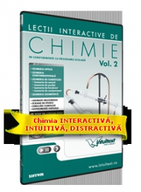 Lectii interactive Chimie Volumul (in