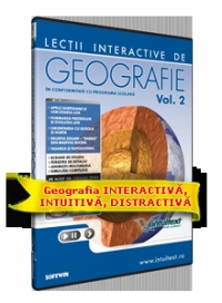 Lectii interactive Geografie Volumul (in