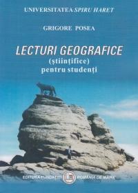 Lecturi geografice (stiintifice) pentru studenti