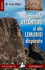 Legendele Atlantidei ale Lemuriei disparute
