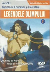 Legendele Olimpului Muncile lui Hercule