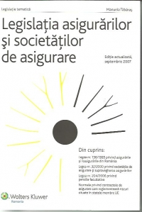 Legislatia asigurarilor societatilor asigurare