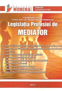 Legislatia Profesiei Mediator