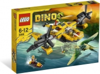 LEGO DINO Avion interceptor