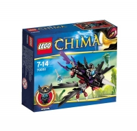 LEGO Legends of CHIMA - PLANORUL LUI RAZCAL