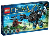 LEGO LEGENDS CHIMA Berbecul gorila