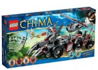 LEGO LEGENDS CHIMA Barlogul lupta