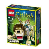 LEGO LEGENDS OF CHIMA - LEGENDARA BESTIE LEU