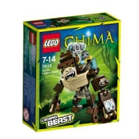 LEGO LEGENDS OF CHIMA - LEGENDARA BESTIE GORILA