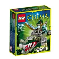 LEGO LEGENDS OF CHIMA - LEGENDARA BESTIE CROCODIL