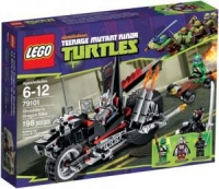 LEGO Ninja Turtles Motocicleta dragon