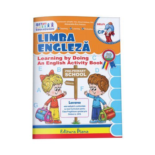 LIMBA ENGLEZA - CLASA PREGATITOARE