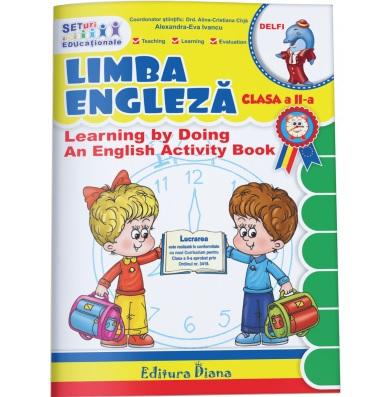 LIMBA ENGLEZA - CLASA a II-a