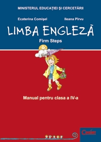 Limba engleza (Firm Steps) manual