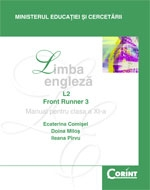 LIMBA ENGLEZA Front Runner Manual