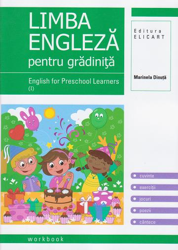 Limba engleza pentru gradinita English