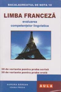 Limba franceza-evaluarea competentelor lingvistice