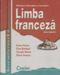 Limba franceza manual pentru clasa