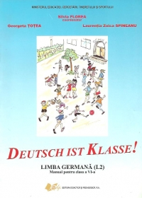 Limba germana Deutsch ist Klasse