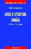 Limba si literatura romana (600 de teste-grila)