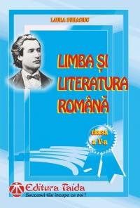 Limba si literatura romana. Clasa a V-a