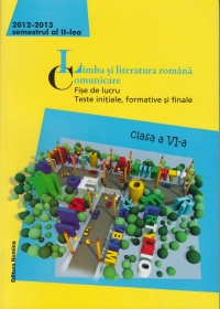 Limba literatura romana Comunicare 2012