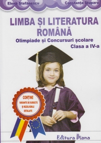 Limba literatura romana Olimpiade concursuri