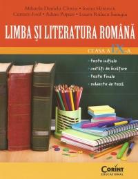 Limba si literatura romana clasa a IX-a (teste initiale, unitati de invatare, teste finale, subiecte de teza)