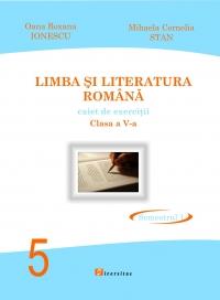 Limba si literatura romana. Clasa a V-a. Semestrul I