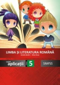 Limba si literatura romana. Caiet de aplicatii pentru clasa a V-a