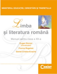 LIMBA LITERATURA ROMANA Manual cls