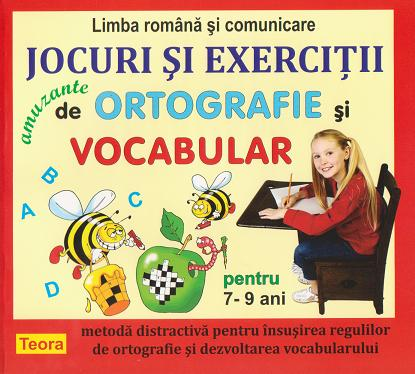 Limba romana comunicare Jocuri exercitii