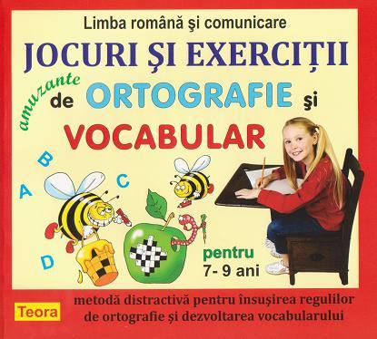 Limba romana comunicare Jocuri exercitii