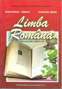 Limba romana (manual pentru clasa
