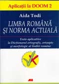 LIMBA ROMANA NORMA ACTUALA