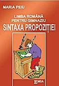 Limba romana pentru gimnaziu sintaxa